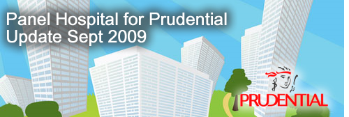 Prudential Malaysia Panel Hospital